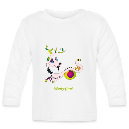 Bamby Goudi - T-shirt manches longues Bébé