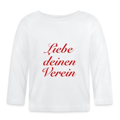 Verein - Baby Langarmshirt