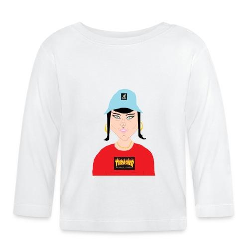 Gabbi Chola - Långärmad T-shirt baby