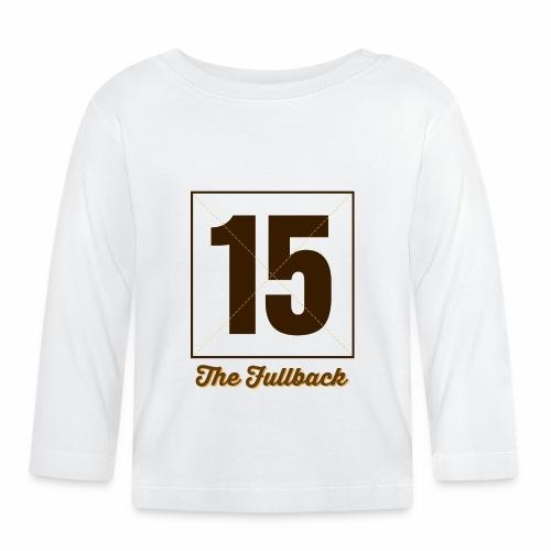 Fullback15_Marplo.png - Maglietta a manica lunga per bambini