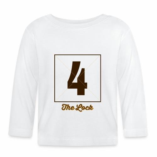Lock4_Marplo.png - Maglietta a manica lunga per bambini