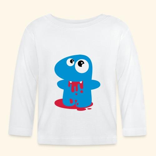 Little Dirty Monster - Baby Langarmshirt
