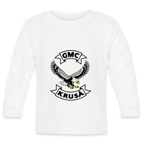 Kun GMC-medlemmer! - Kun for / kun til FULLMEMBER! - Langærmet babyshirt