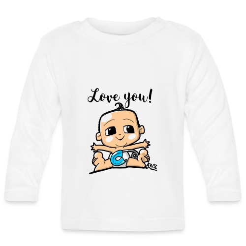 baby boy color - T-shirt