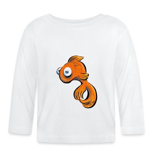 Frustfisch - Baby Langarmshirt