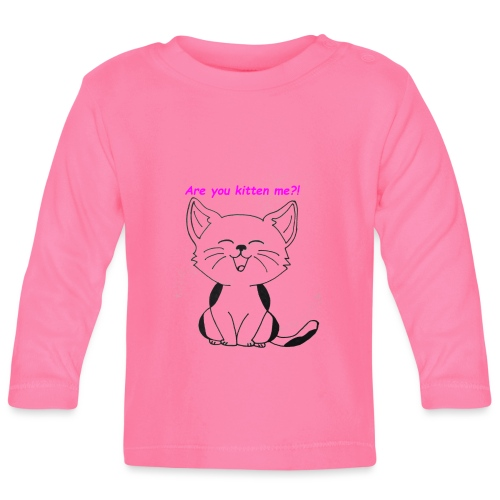 are you kitten me - T-shirt