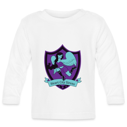 sirens - Långärmad T-shirt baby