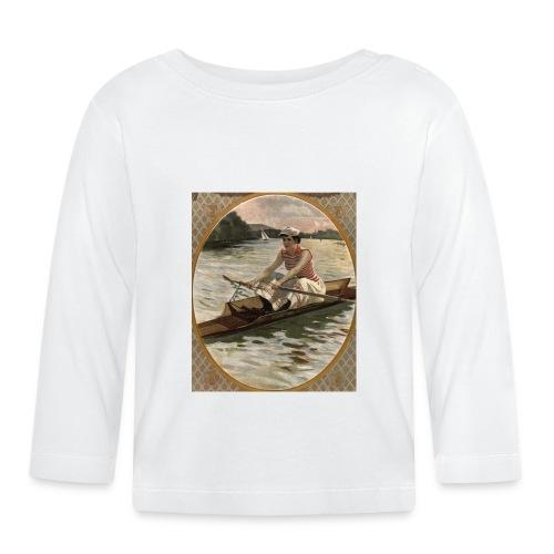 Lady Sculler - Anonyme - T-shirt manches longues Bébé