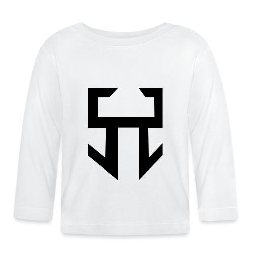 stranger logo - T-shirt manches longues Bébé