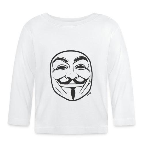 *NEW* Anonymous (H) - T-shirt manches longues Bébé