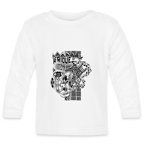 AFRIQUE - Baby Long Sleeve T-Shirt
