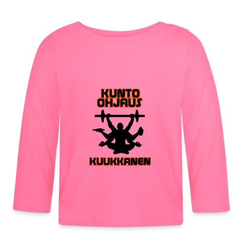 Kunto-ohjaus Kuukkanen Logo - Vauvan pitkähihainen paita