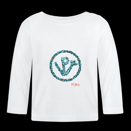 VP Mosaiikki - Vauvan pitkähihainen paita