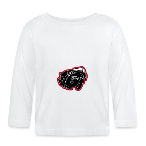 T-shirt Enjoy The Ride 2cv - T-shirt manches longues Bébé