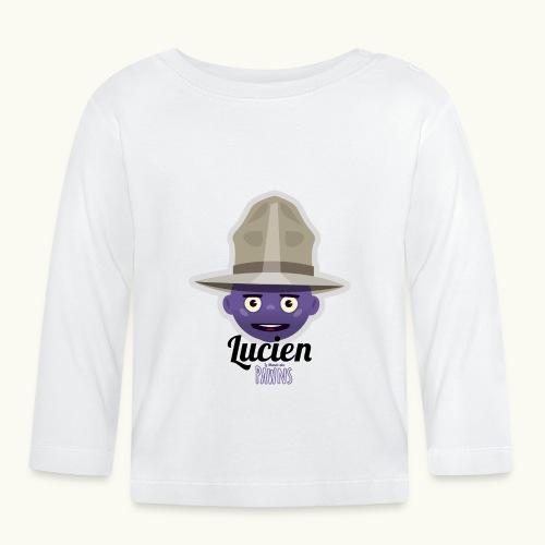 Lucien (Le monde des Pawns) - T-shirt manches longues Bébé