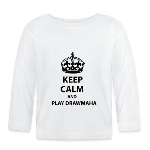 Play Drawmaha - Långärmad T-shirt baby