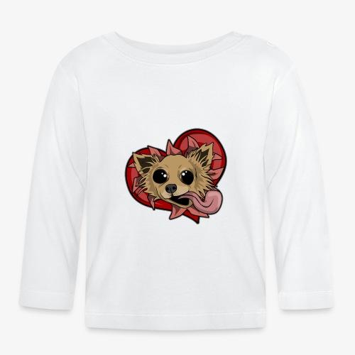 Engla - Långärmad T-shirt baby