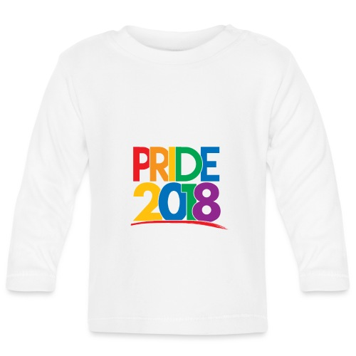 Pride 2018 - Baby Long Sleeve T-Shirt