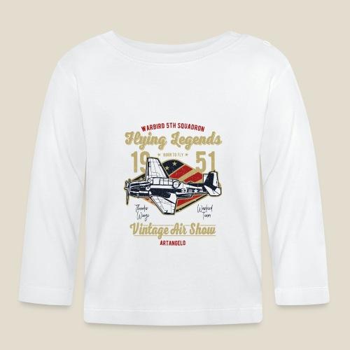 Flying Legends - T-shirt manches longues Bébé