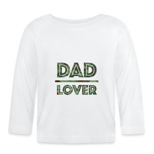 DAD LOVER - Långärmad T-shirt baby