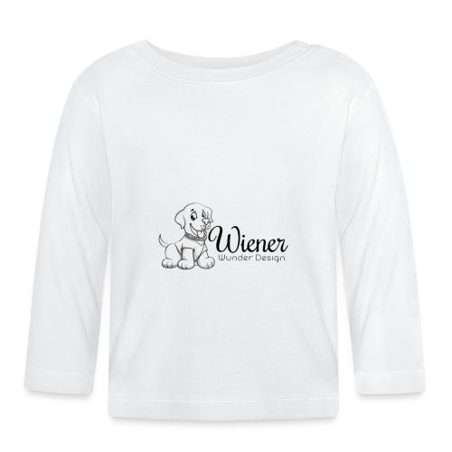Wiener Wunder Hund - Baby Langarmshirt