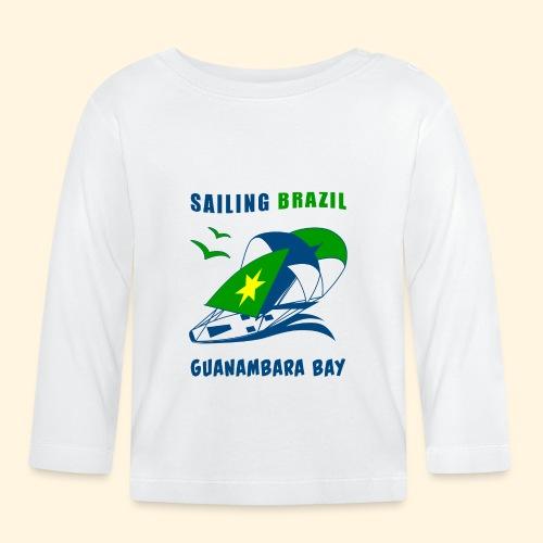 Sailing Brazil - Baby Long Sleeve T-Shirt