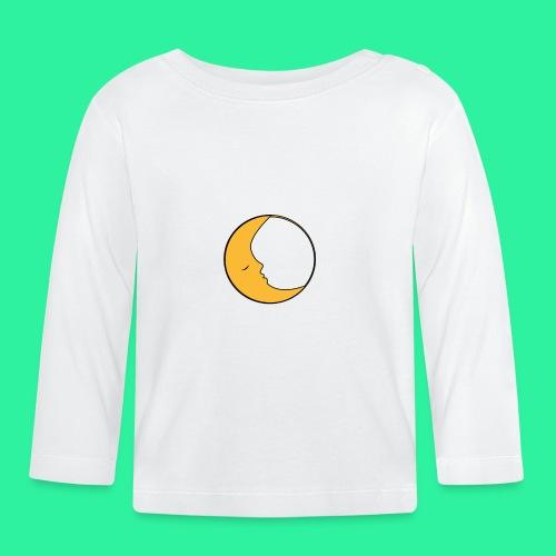 MOON - Baby Langarmshirt