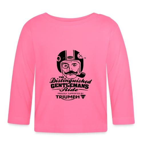 logodge - Camiseta manga larga bebé