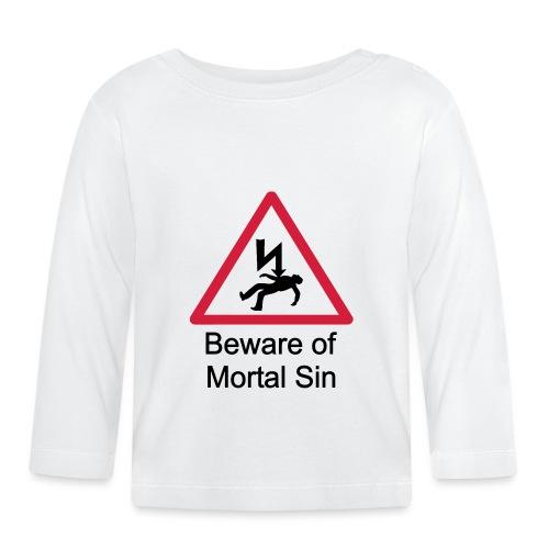 mortalrbr - Baby Long Sleeve T-Shirt