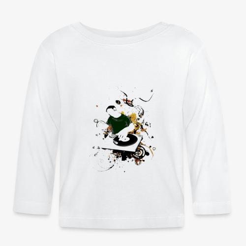 dj copie - T-shirt manches longues Bébé