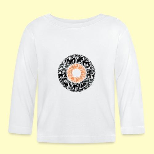 Lindy Hop Dance vintage Tanz T-shirt - Baby Langarmshirt