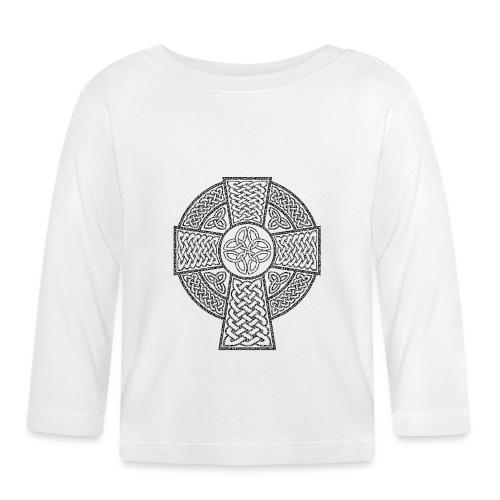 Celtic Cross - Baby Long Sleeve T-Shirt