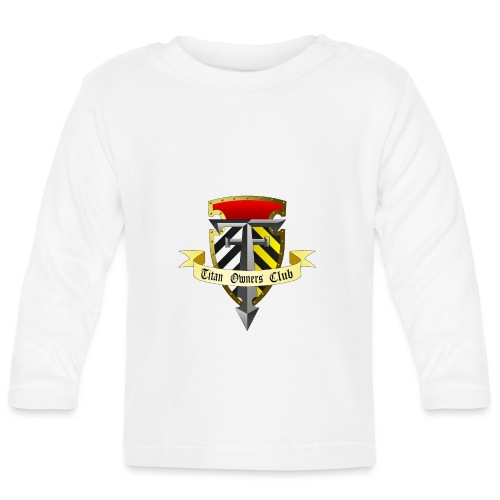 TOC Gothic Clear Background 1 - Baby Long Sleeve T-Shirt