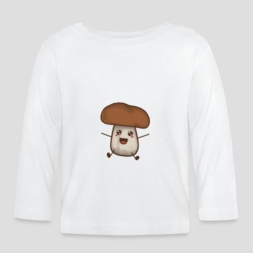 Pilz | für Männer, Frauen und Kinder - Baby Langarmshirt