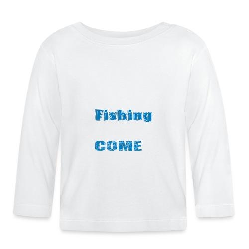 Fishing Adventure - Baby Langarmshirt
