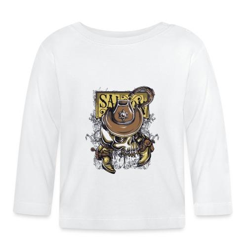 Saloon - Camiseta manga larga bebé