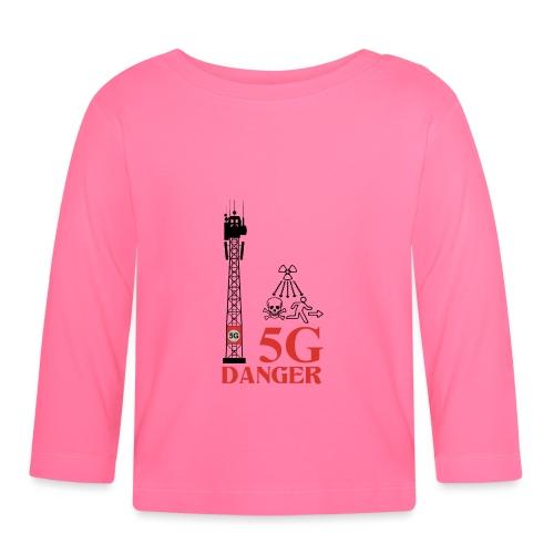 5 G Danger - Baby Long Sleeve T-Shirt