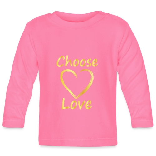 Love - Baby Long Sleeve T-Shirt