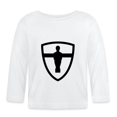 Kicker Wappen - Kickershirt - Baby Langarmshirt