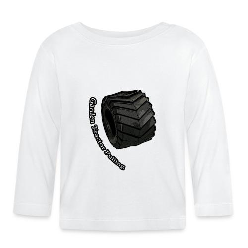 Tractor Pulling - Langærmet babyshirt
