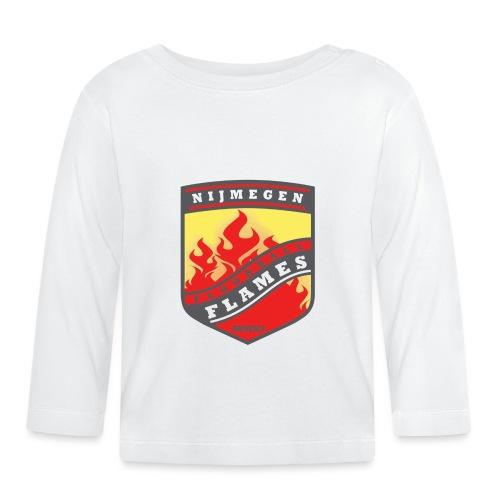 snapback pet rood/zwart combi - T-shirt