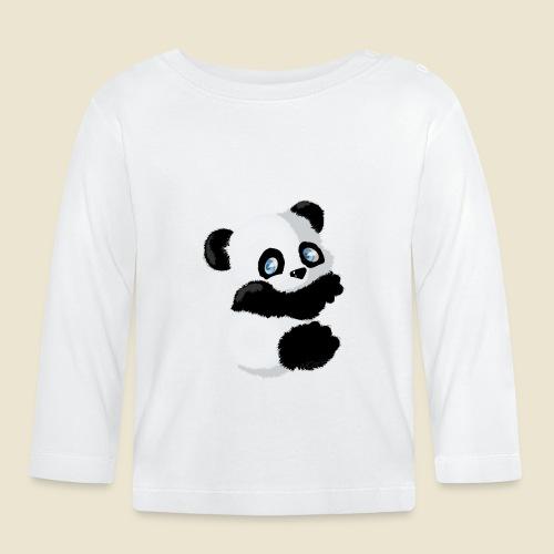 Bébé Panda - T-shirt manches longues Bébé