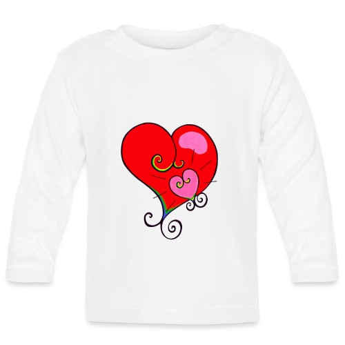 Magic Mother & Magic Child - Baby Long Sleeve T-Shirt