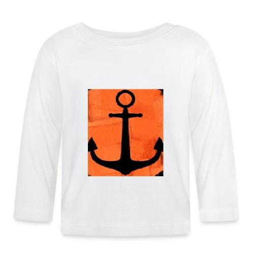 ANCRES - T-shirt manches longues Bébé