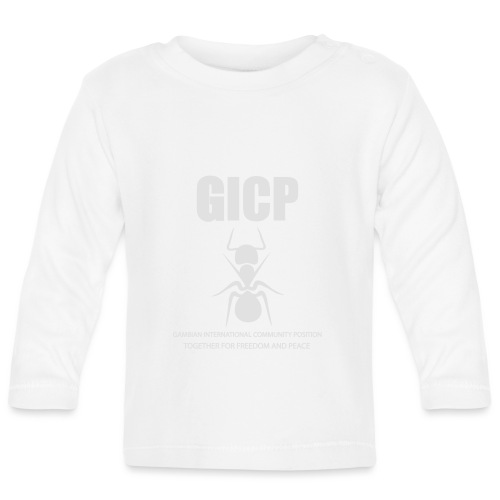 GICP - Baby Long Sleeve T-Shirt
