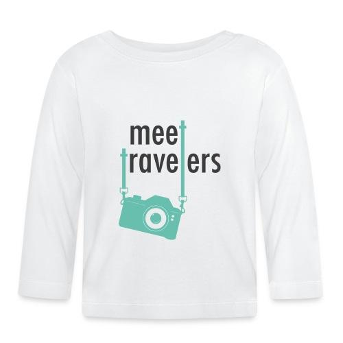 meet-travelers - T-shirt manches longues Bébé