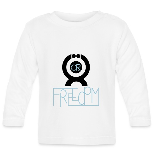 O.ne R.eligion O.R Freedom - T-shirt manches longues Bébé