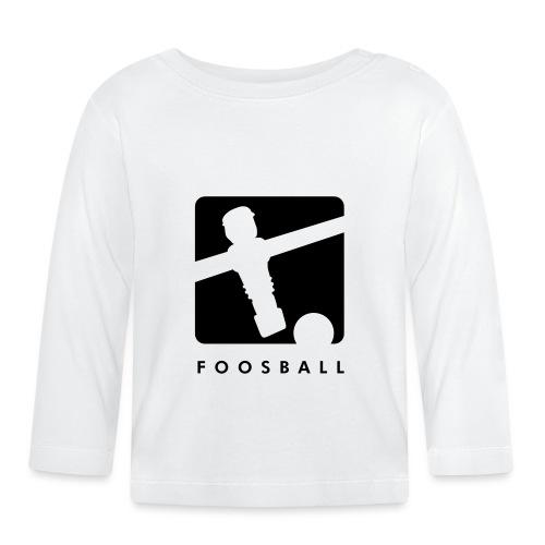 Foosball - Kickershirt - Baby Langarmshirt