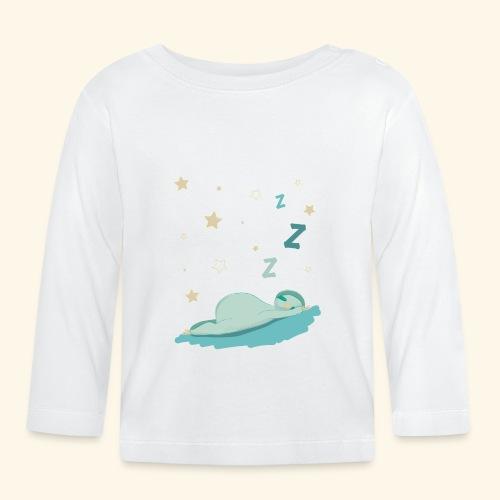 sloth - Baby Long Sleeve T-Shirt