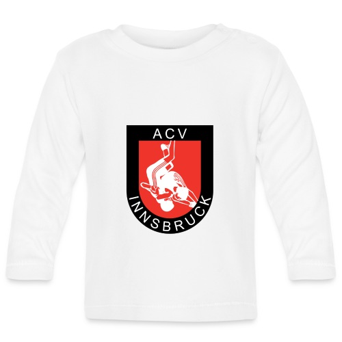 AC Vollkraft Logo - Baby Langarmshirt